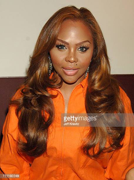 Lil' Kim during 2006 MTV Video Music Awards Backstage at Radio City Music Hall in New York New York United States