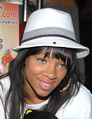 Lil Mama at 'The Kids Block Party' at Bank Street Head Start Center on September 18 2007 in New York City New York