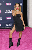 Lil Mama attends the 2016 VH1 Hip Hop Honors All Hail The Queens at David Geffen Hall on July 11 2016 in New York City