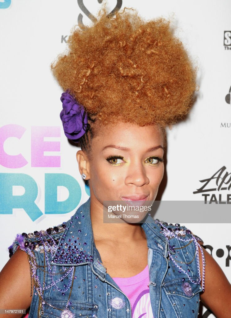 Lil Mama attends the Kids Artistic Revue 'KAR ' TV Dance Awards at MGM Grand on July 6, 2012 in Las Vegas, Nevada.