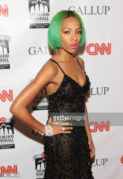 Lil Mama attends the Thurgood Marshall College Fund 25th Awards Gala on November 11 2013 in Washington City