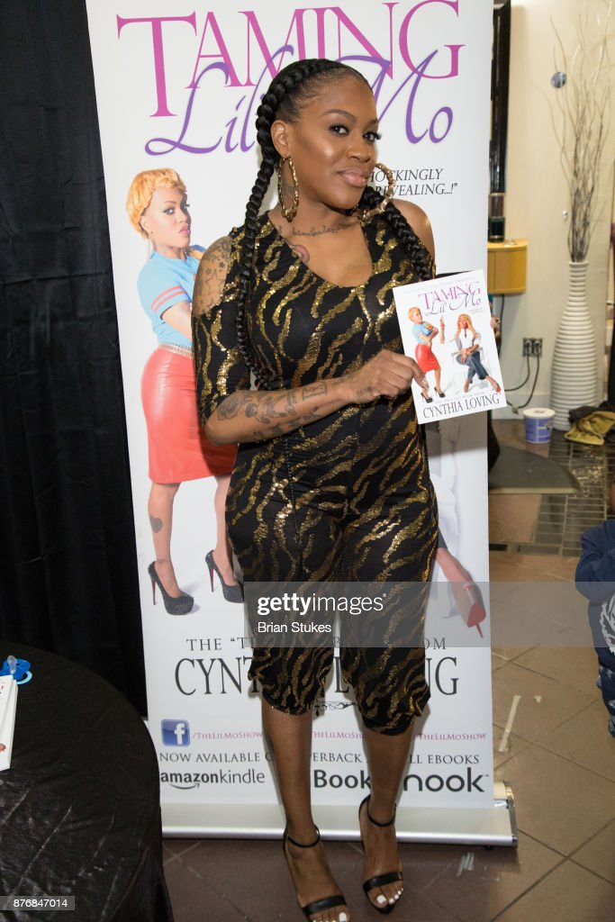 Lil Mo Book Signing & Meet And Greet