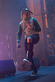 Lil Pump Performs At Brixton Academy