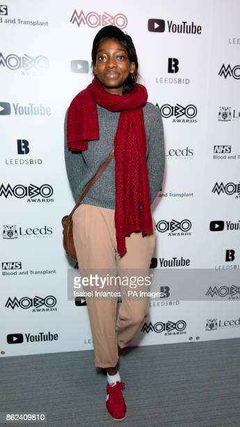 Lil Simz attending the Mobo Awards 2017 Nominations at the YouTube Space London