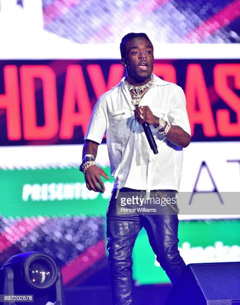 Lil Uzi Vert Performs at the Birthday Bash ATL The pop Up Edition at Philips Arena on June 17 2017 in Atlanta Georgia
