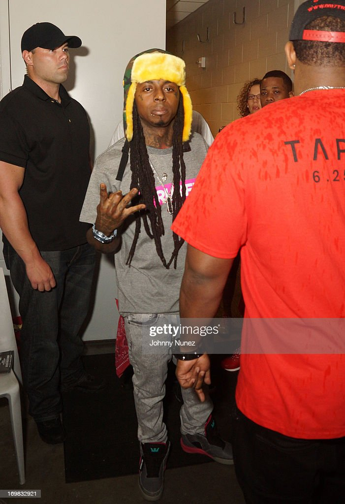 Lil Wayne attends HOT 97 Summer Jam XX at MetLife Stadium on June 2, 2013 in East Rutherford, New Jersey.