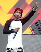 Lil Wayne performs during day 1 at 2015 Billboard Hot 100 Music Festival at Nikon at Jones Beach Theater on August 22 2015 in Wantagh New York
