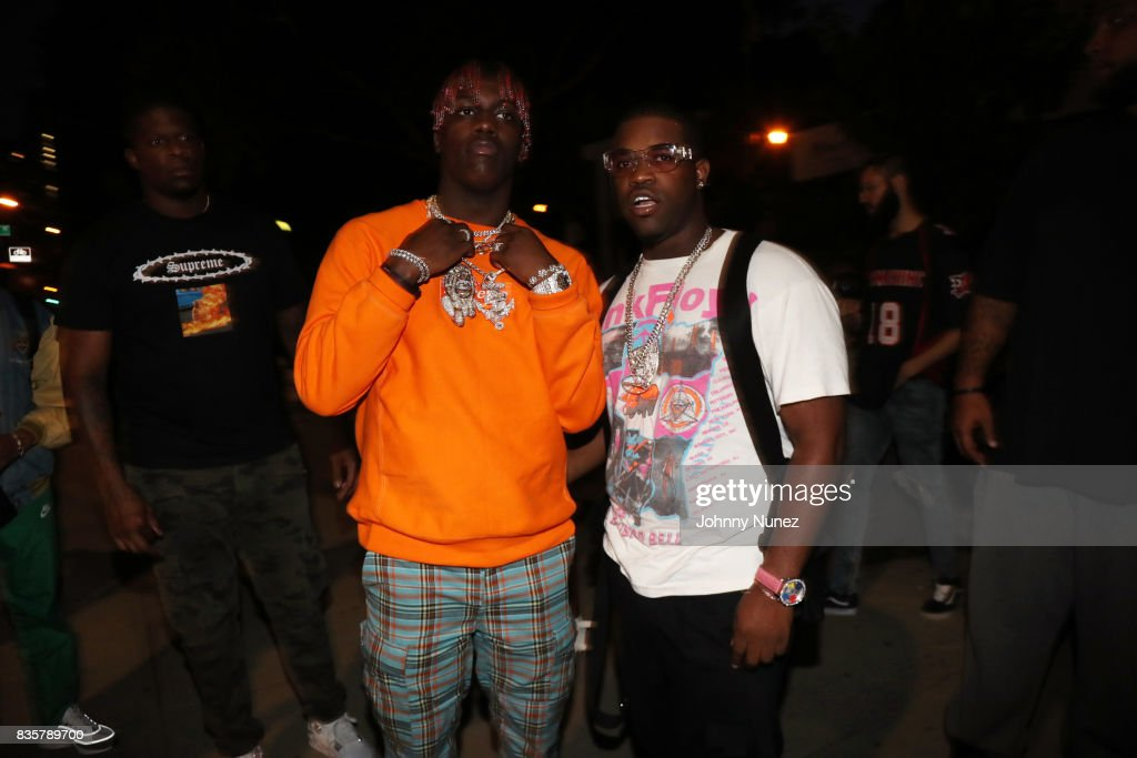 Lil Yachty and A$AP Ferg attend the 'I Am Not Your Negro' And A$AP Ferg: Where Stars Are Born' New York Screening on August 19, 2017 in New York City.