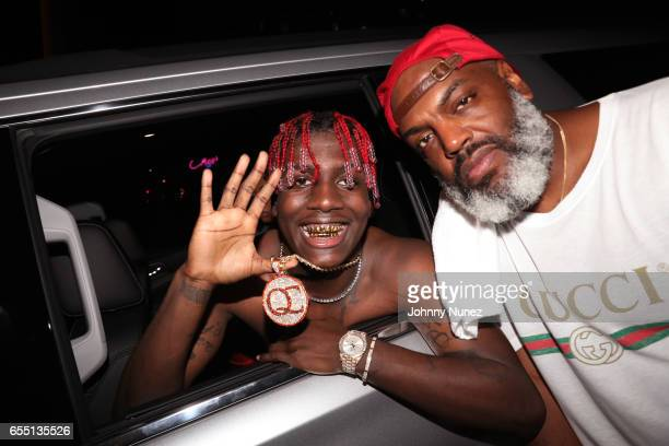 Lil Yachty and Coach Carter attend Day 9 of the 2017 SXSW Conference And Festivals on March 18 2017 in Austin Texas