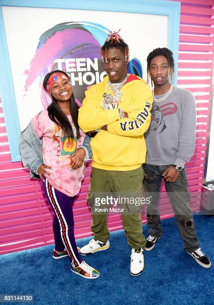 Lil Yachty and guests attend the Teen Choice Awards 2017 at Galen Center on August 13 2017 in Los Angeles California