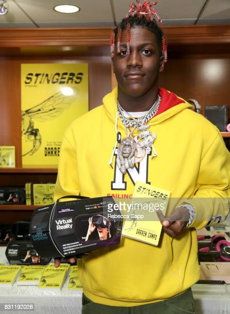 Lil Yachty at Backstage Creations Celebrity Retreat at Teen Choice 2017 Day 2 at Galen Center on August 13 2017 in Los Angeles California