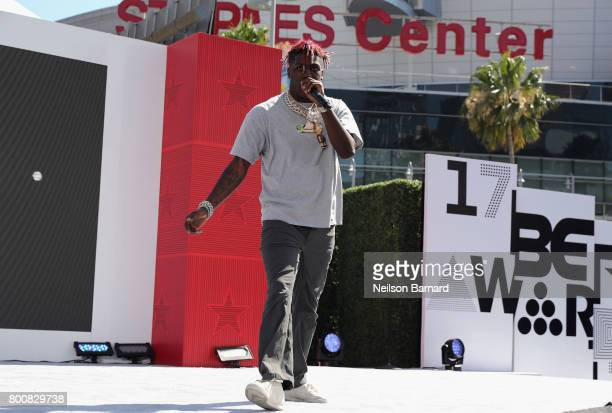 Lil Yachty at Live Red Ready PreShow at the 2017 BET Awards at Microsoft Square on June 25 2017 in Los Angeles California