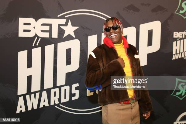 Lil Yachty attends BET Hip Hop Awards 2017 on October 6 2017 in Miami Beach Florida