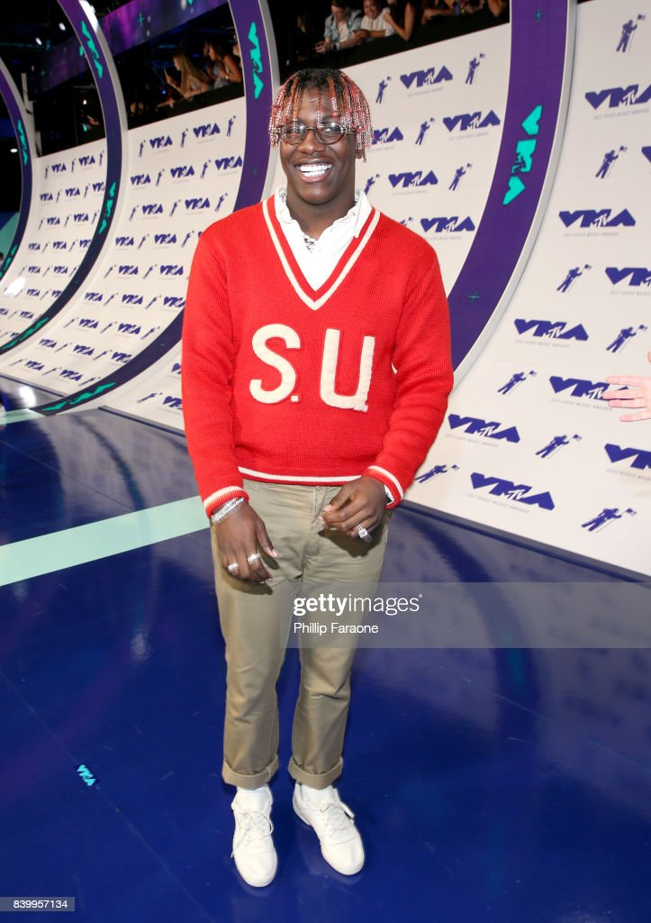 Lil Yachty attends the 2017 MTV Video Music Awards at The Forum on August 27, 2017 in Inglewood, California.