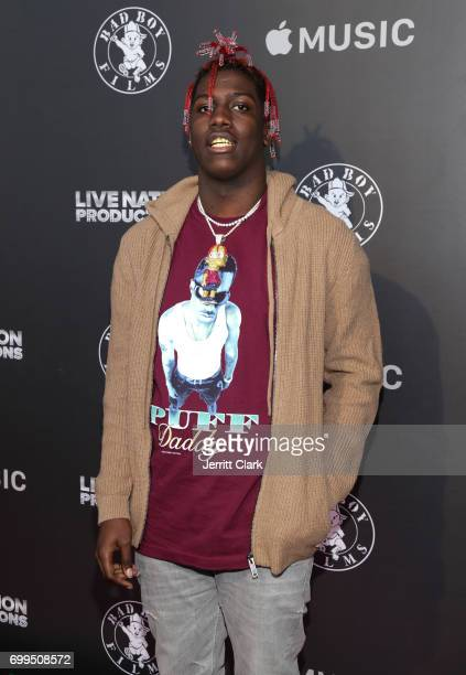 Lil Yachty attends the Los Angeles Premiere Of 'Can't Stop Won't Stop' at Writers Guild of America West on June 21 2017 in Los Angeles California