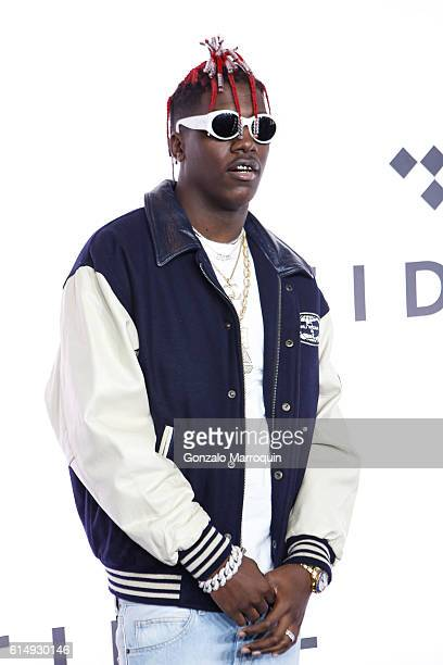 Lil Yachty attends the TIDAL's Second Annual Philanthropic Festival at Barclays Center of Brooklyn on October 15 2016 in New York City