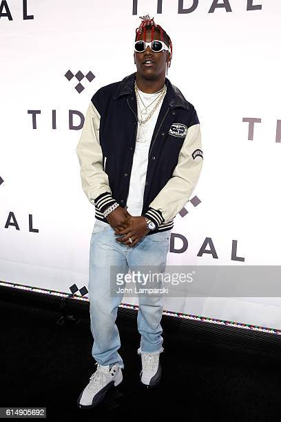 Lil Yachty attends TIDAL X 1015 at Barclays Center on October 15 2016 in New York City