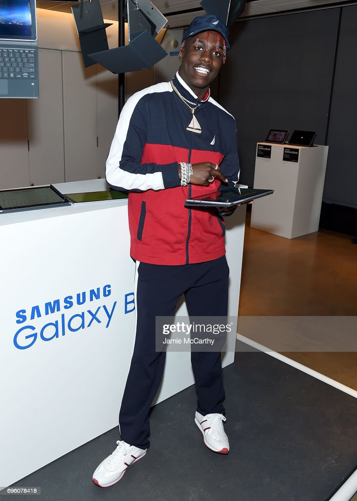 Lil Yachty, APL Founders Join Samsung for Galaxy Book Launch Event