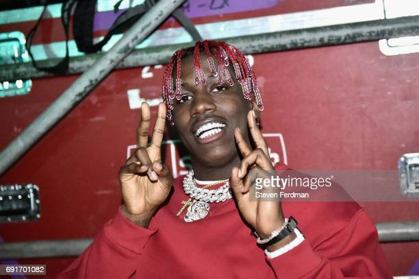 Lil Yachty during the 2017 Governors Ball Music Festival Day 1 at Randall's Island on June 2 2017 in New York City