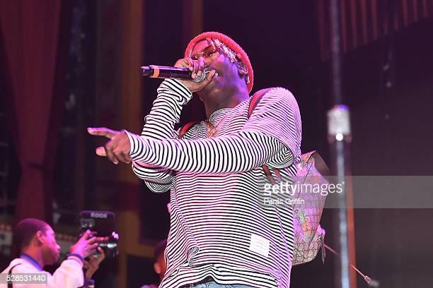 Lil Yachty performs at Pandora Presents The ATL at The Tabernacle on May 5 2016 in Atlanta Georgia