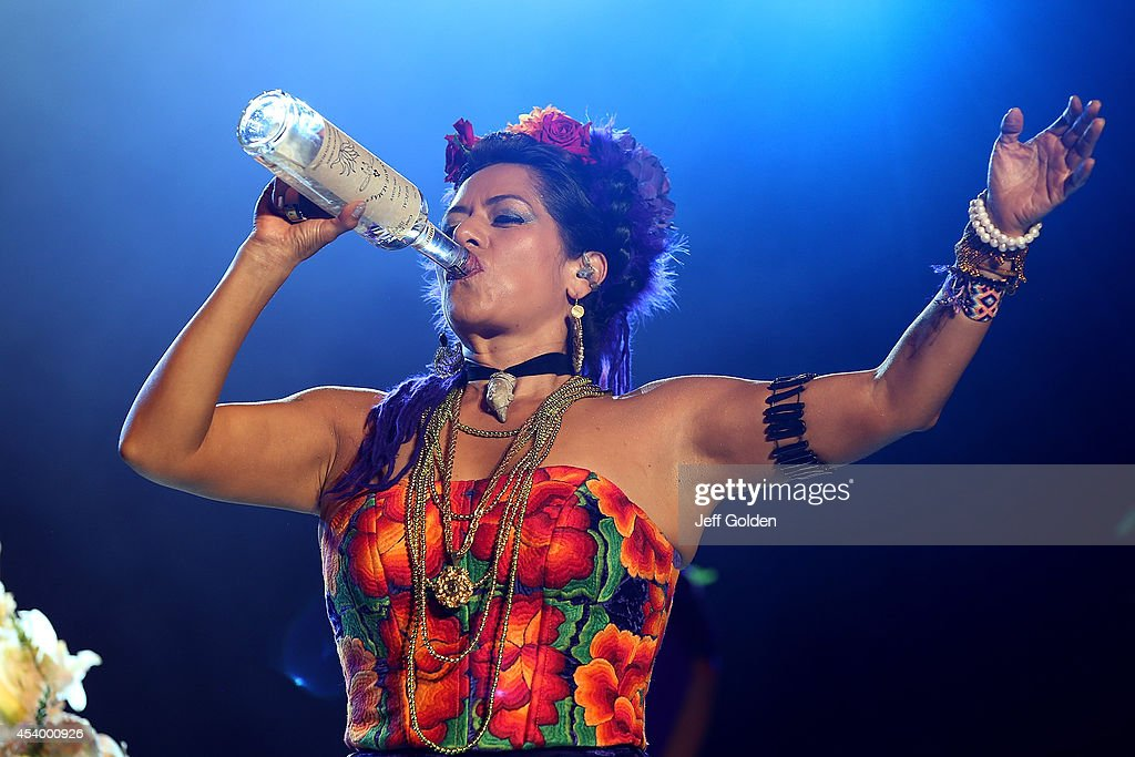 Lila Downs In Concert - Los Angeles, CA