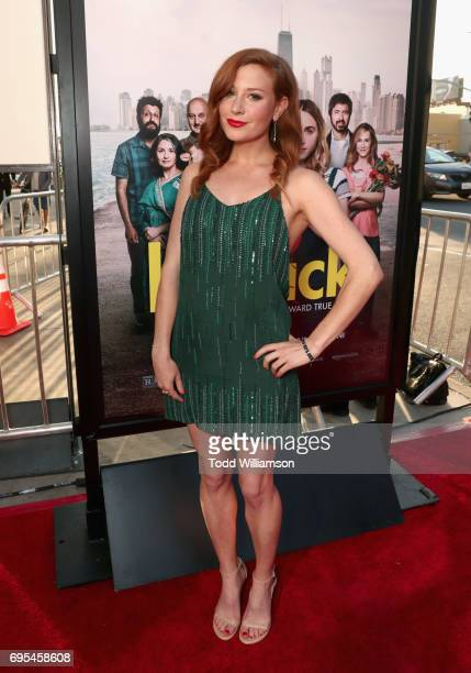 Lila Feinberg attends Amazon Studios And Lionsgate Present The LA Premiere Of 'THE BIG SICK' at the ArcLight Hollywood Cinerama Dome on June 12 2017...
