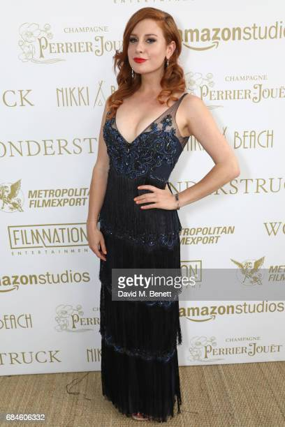 Lila Feinberg attends the Amazon Studios official after party for 'Wonderstruck' at the iconic Nikki Beach popup venue during the 70th annual Cannes...