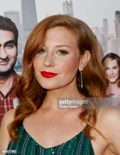 Lila Feinberg attends the premiere of Amazon Studios and Lionsgate's 'The Big Sick' at ArcLight Hollywood on June 12 2017 in Hollywood California