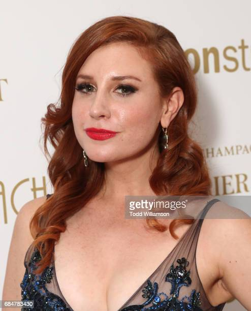 Lila Feinberg attends the 'Wonderstruck' Cannes After Party on May 18 2017 in Cannes