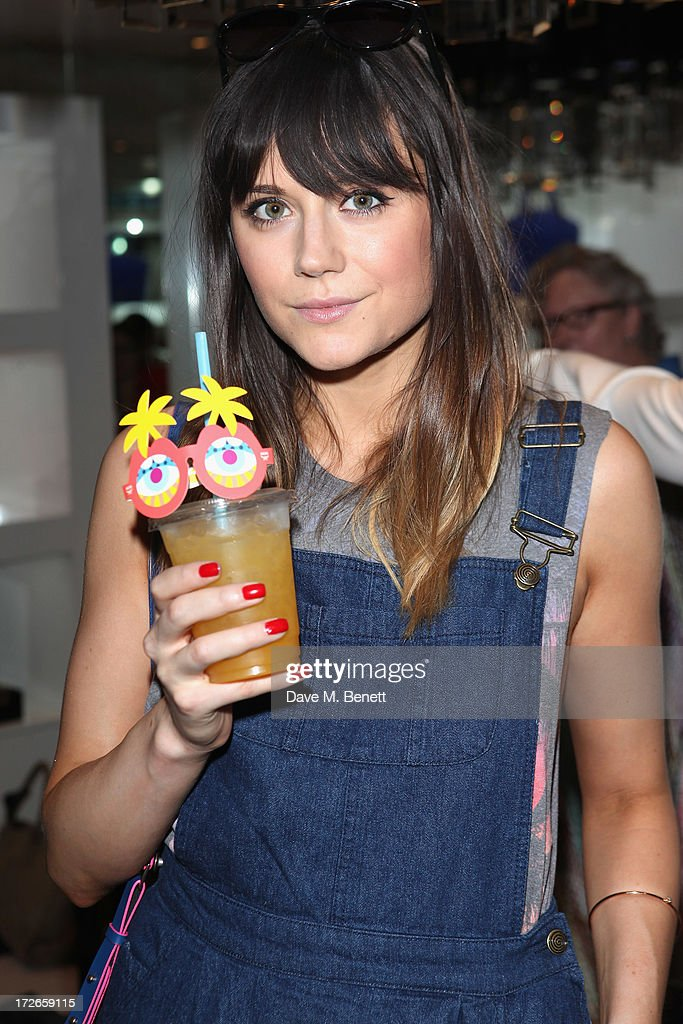 Lila Parsons attends the MCM Craig And Karl Launch Event on July 4, 2013 in London, England.