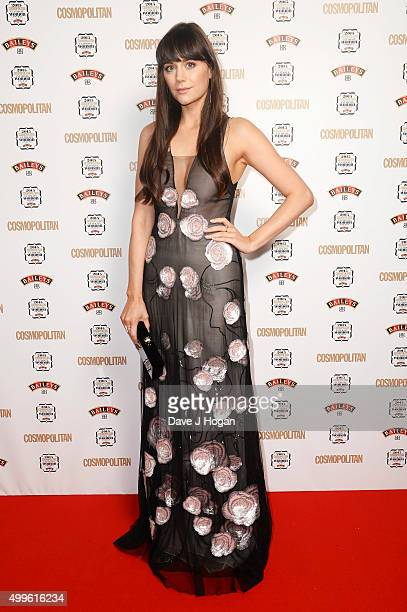 Lilah Parsons attends the Cosmopolitan Ultimate Women Of The Year Awards at One Mayfair on December 2 2015 in London England