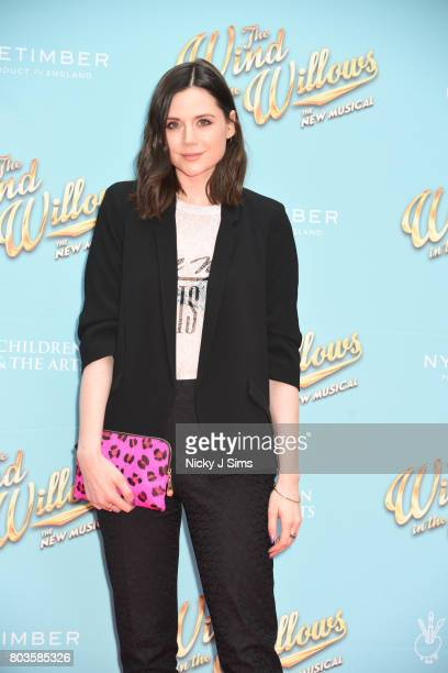 Lilah Parsons attends the Gala performance of Wind In The Willows at London Palladium on June 29 2017 in London England