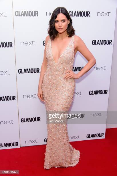 Lilah Parsons attends the Glamour Women of The Year awards 2017 at Berkeley Square Gardens on June 6 2017 in London England