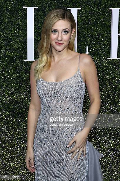 Lili Reinhart attends the at Chateau Marmont on January 14 2017 in Los Angeles California