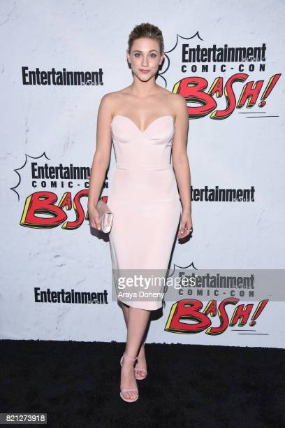 Lili Reinhart attends the Entertainment Weekly's Annual ComicCon Party 2017 at Float at Hard Rock Hotel San Diego on July 22 2017 in San Diego...