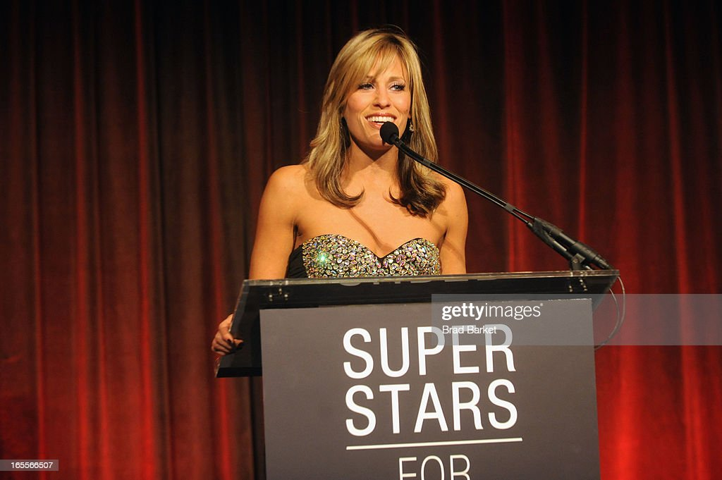 <a gi-track='captionPersonalityLinkClicked' href=/galleries/search?phrase=Lilian+Garcia&family=editorial&specificpeople=2353102 ng-click='$event.stopPropagation()'>Lilian Garcia</a> attends WWE Superstars for Sandy Relief at Cipriani, Wall Street on April 4, 2013 in New York City.