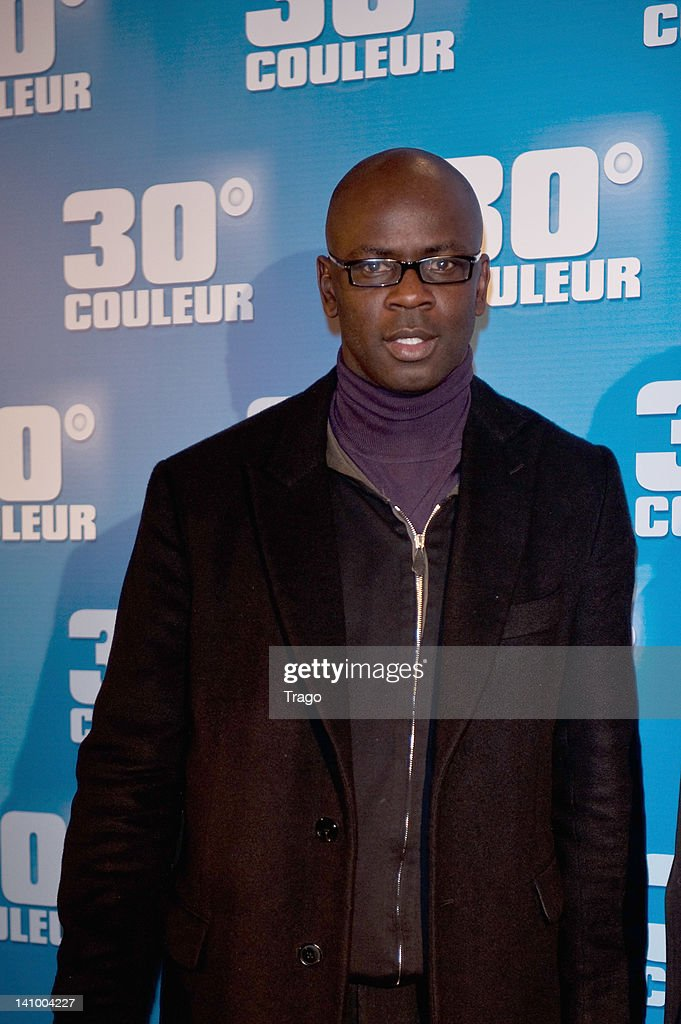 <a gi-track='captionPersonalityLinkClicked' href=/galleries/search?phrase=Lilian+Thuram&family=editorial&specificpeople=211248 ng-click='$event.stopPropagation()'>Lilian Thuram</a> attends '30° Couleur' - Paris Premiere at Cinema Max Linder on March 6, 2012 in Paris, France.