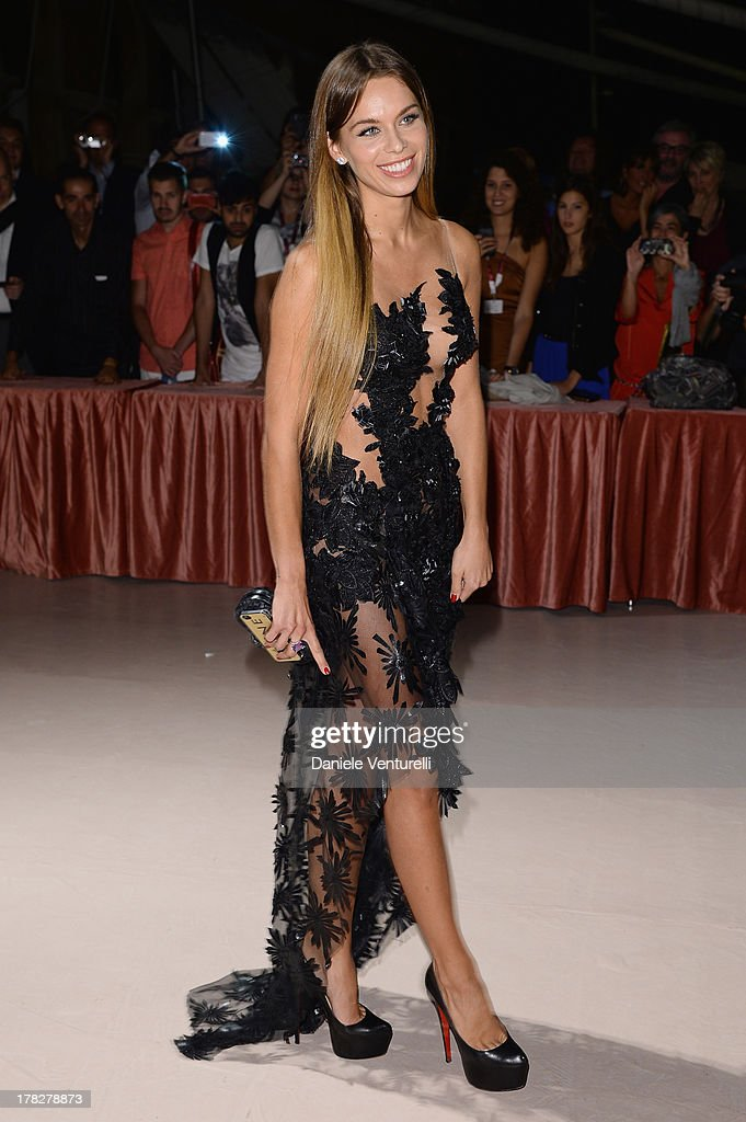 Liliana Matthaeus attends the Opening Ceremony during The 70th Venice International Film Festival on August 28, 2013 in Venice, Italy.