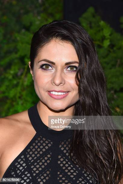 Liliana Moyano attends the Official Raze Launch Party at Smogshoppe on June 26 2017 in Los Angeles California