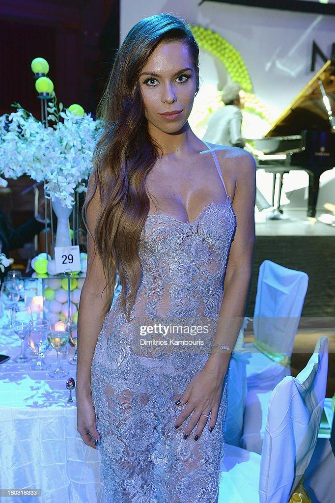 Liliana Nova attends The Novak Djokovic Foundation New York Dinner at Capitale on September 10, 2013 in New York City.