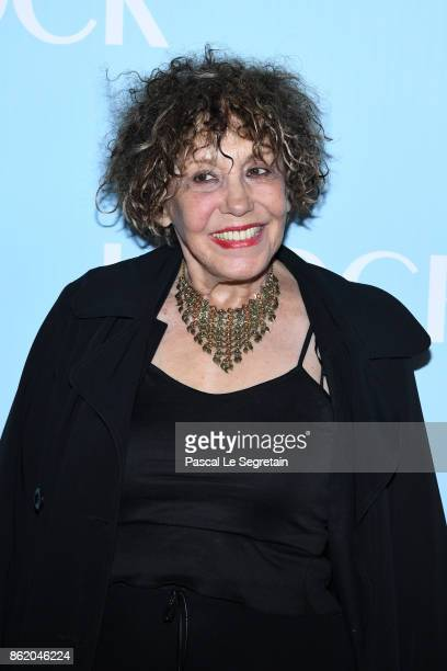 Liliane Rovere attends 'Knock' Premiere at Cinema UGC Normandie on October 16 2017 in Paris France