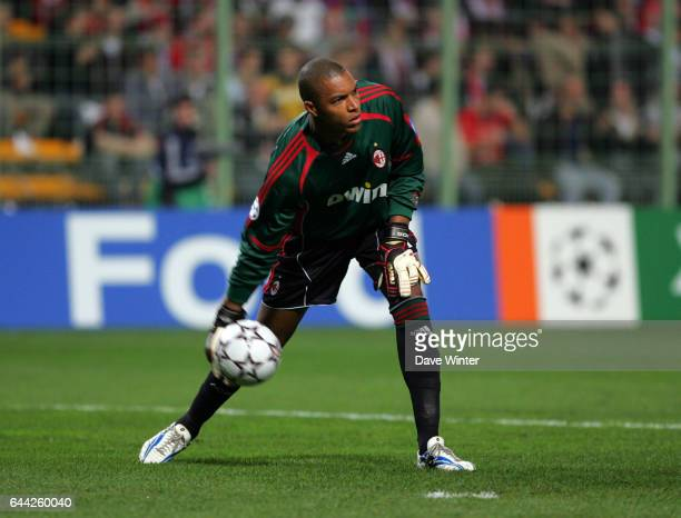 DIDA Lille / Milan AC Champions League Stade FelixBollaert Lens Photo Dave Winter / Icon Sport