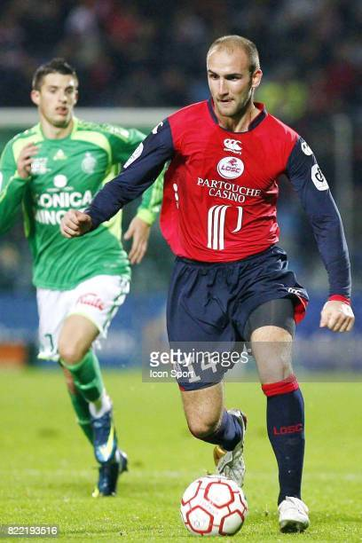 VITTEK Lille / Saint Etienne 14e journee de Ligue 1