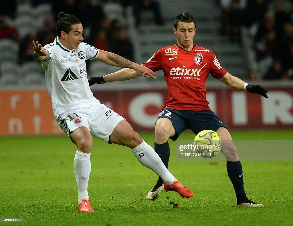 LOSC Lille v Stade de Reims - Ligue 1