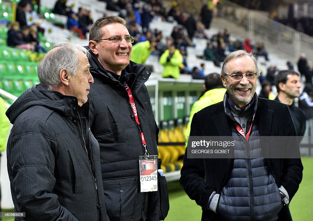 Fc Nantes V Losc Lille Ligue 1 Getty Images