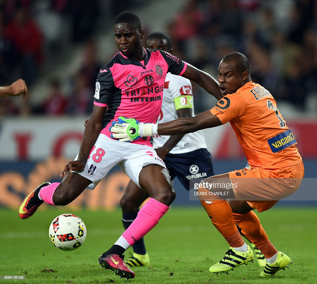 Lille OCS v Toulouse FC Ligue 1 s and