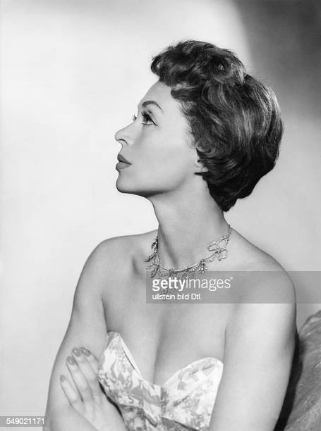 Lilli Palmer Actor Author Germany Foto Vivienne