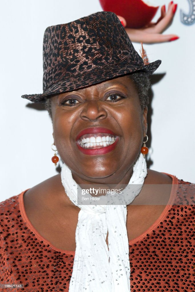 Lillias White attends the 'Scandalous' Broadway Opening Night at Neil Simon Theatre on November 15, 2012 in New York City.