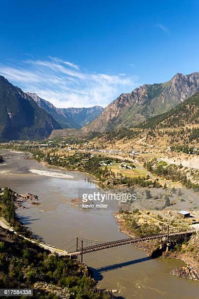 Lillooet British Columbia Canada Fraser River