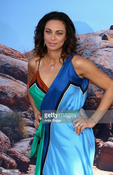 Lilly Becker attends the 'Global Gladiators' exclusive preview at Astor Film Lounge on May 29 2017 in Berlin Germany